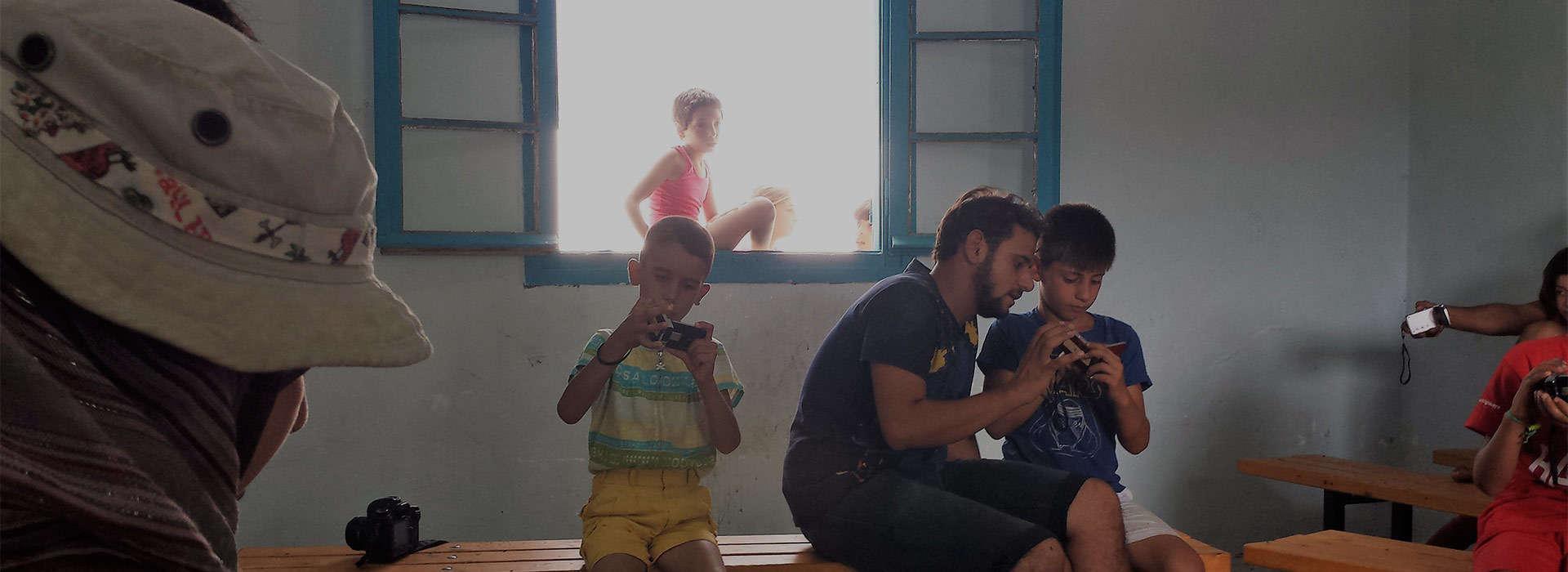 Migrant Child Storytelling