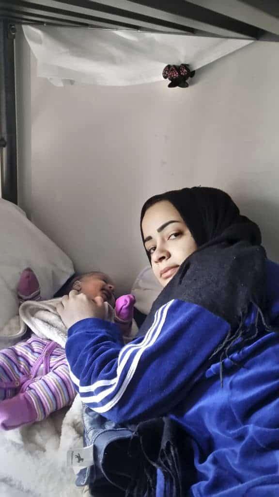 Mi cuñada y mi primito, por Abou Darwich